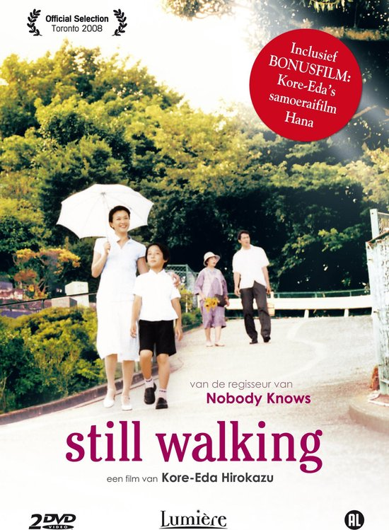 Cover van de film 'Still walking'
