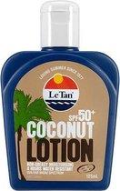 Le Tan Coconut lotion SPF 50 125 ml flacon
