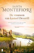 Boek cover Deverill 1 -   De vrouwen van kasteel Deverill van Santa Montefiore