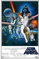 Star Wars poster-4-Episode IV-A New Hope-Film-61 x 91.5 cm.