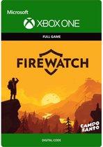 Firewatch - Xbox One Download
