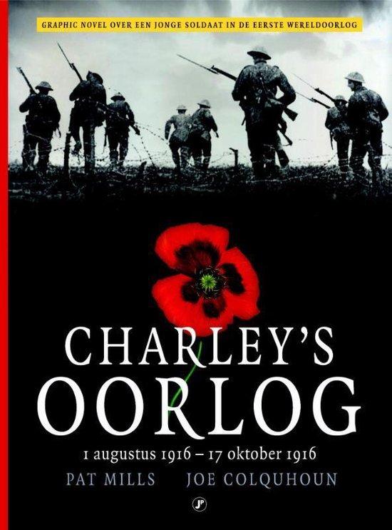 Charley's Oorlog deel 2 - Pat Mills | Fthsonline.com