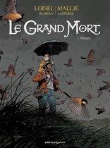 Omslag Le Grand Mort - Tome 05