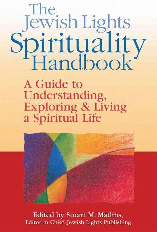 Boek cover The Jewish Lights Spirituality Handbook van Isa Aron (Onbekend)