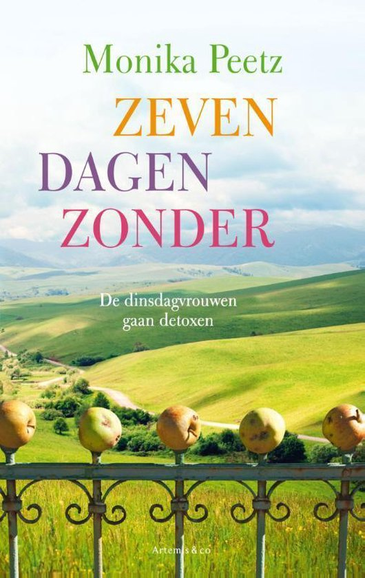 Boek cover Zeven dagen zonder van Monika Peetz (Onbekend)