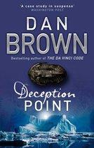 Boek cover Deception Point van Dan Brown (Paperback)