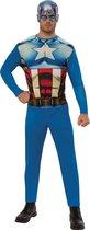 Captain America OPP Adult - Carnavalskleding