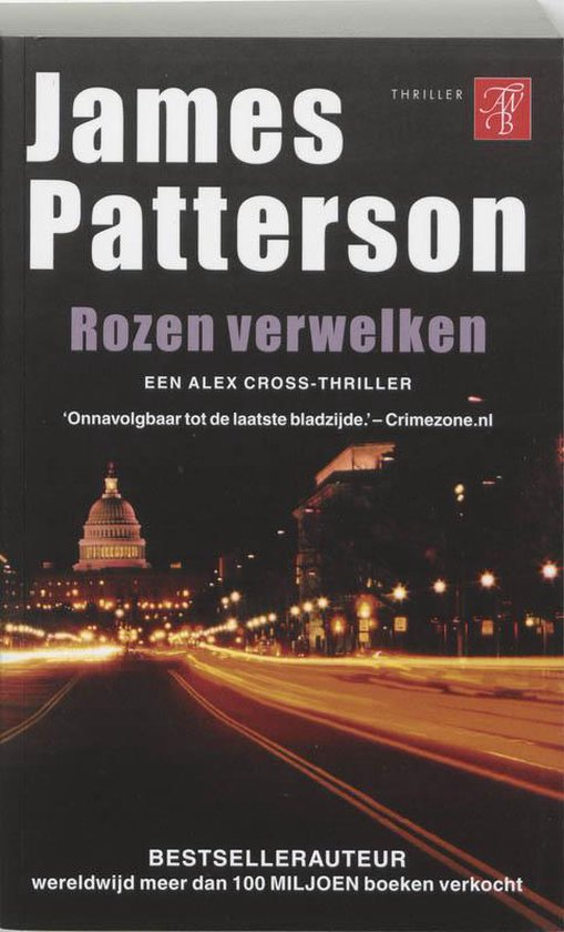 Rozen Verwelken - James Patterson |