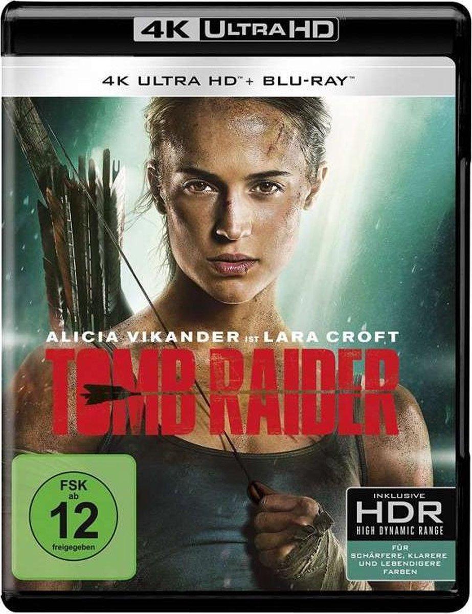 Tomb Raider (2018) (Ultra HD Blu-ray & Blu-ray)-