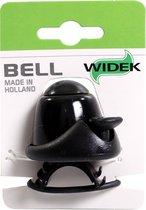 Widek Decibel XXL - Fietsbel - voor 21 tot 31 mm Fietssturen - Zwart
