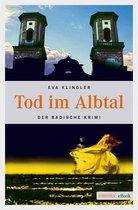 Boek cover Tod im Albtal van Eva Klingler