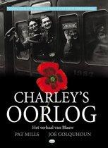 Omslag Charley's oorlog 4 - Het verhaal van Blauw