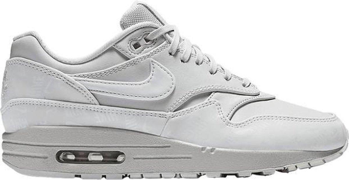 | Nike Air Max 1 LX 917691 002 Wit Grijs 41