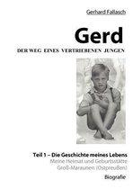 Boek cover Gerd - Der Weg eines vertriebenen Jungen van Gerhard Fallasch