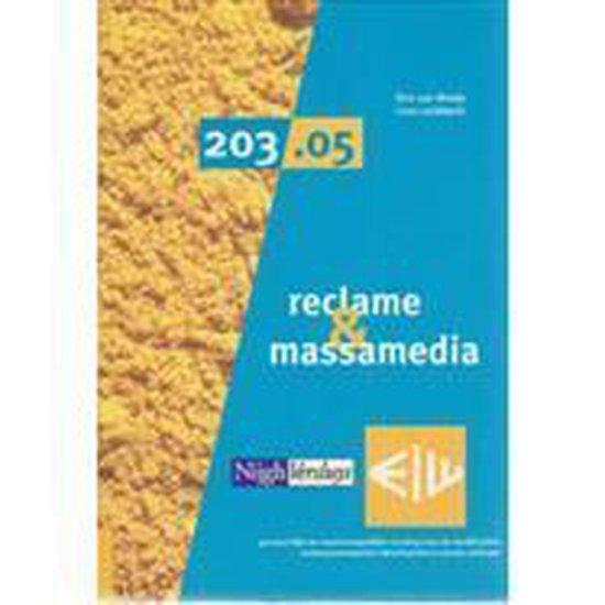 1 203.05 Reclame en massamedia Deelkwalificatie Presentatie en promotie - R. van Midde |