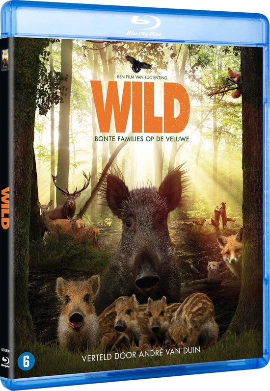 Wild - Voice: André van Duin