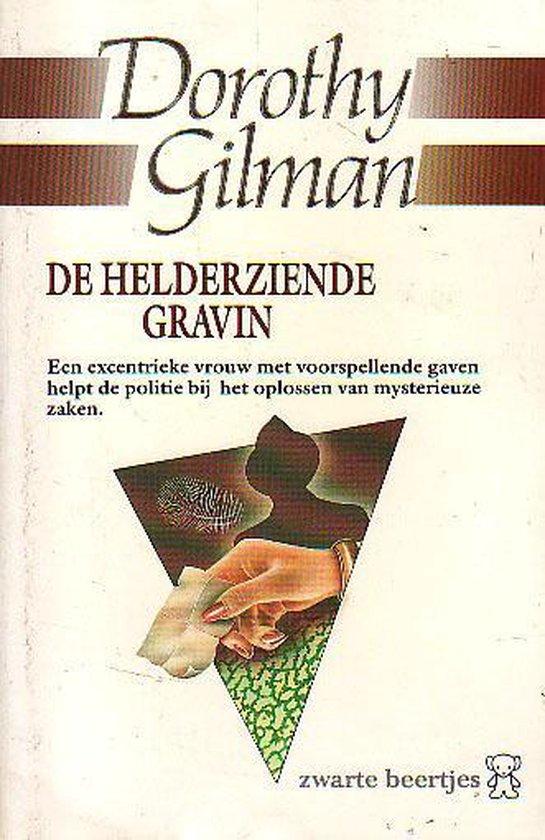 Helderziende gravin - D. Gilman pdf epub