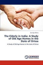 The Elderly in India