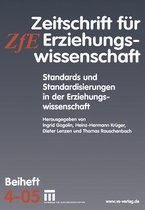 Boek cover Standards und Standardisierungen in der Erziehungswissenschaft van
