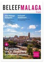 Reisgids Malaga (magazine) - Beleef Malaga - Actuele Malaga reisgids