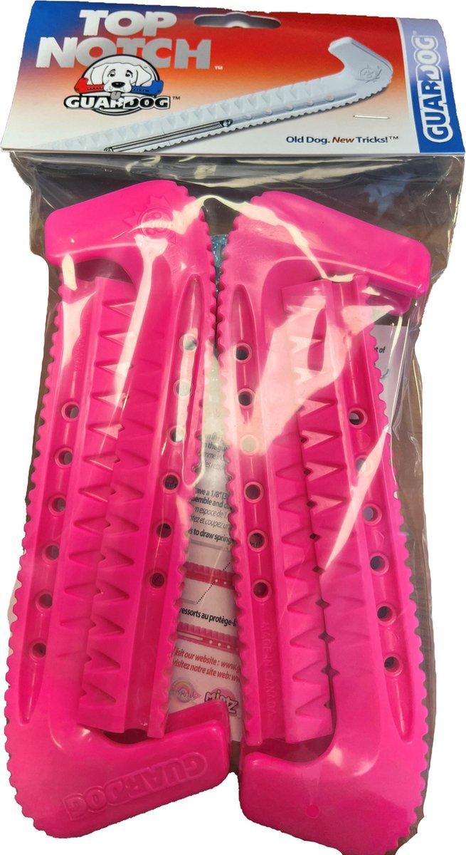 Guardog Schaatsbeschermer Uni Deluxe Neon Roze