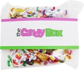 The candy box snoep snoepzakjes - Het snoeppapiertje  snoep - Gevuld met 300 gram snoep mix in papier