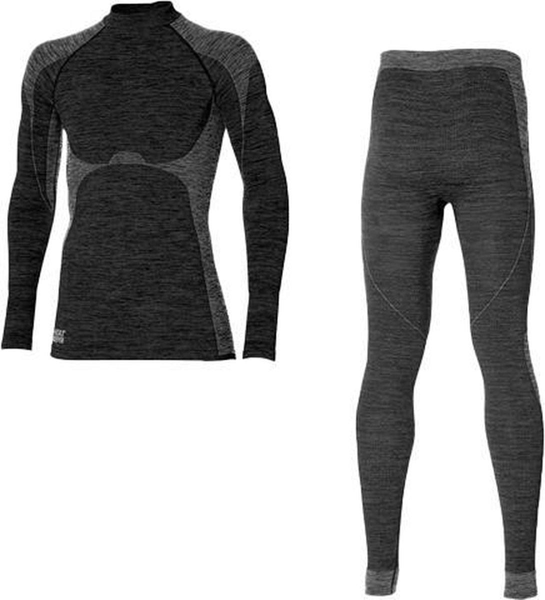 Premium thermokleding - Type: Heren, maat L - Broek en shirt - Thermoset