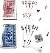 Speelkaarten - 2 Stuk(s) - 56 Kaarten - Volwassen - Pokerkaarten - Kaarten - Kaartspel -