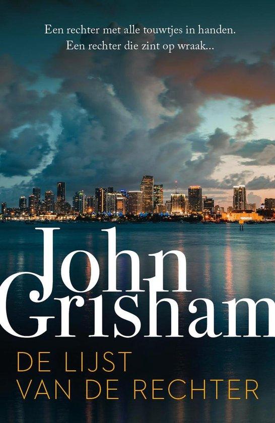 Boek cover De lijst van de rechter van John Grisham (Paperback)