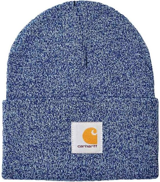 Carhartt Muts Acryl Watch Hat Unisex - A18 ACRYLIC WATCH HAT SCOUT POWDER BLUE OFA - One Size