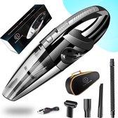 Essential Link® Kruimeldief - Vacuum Cleaner – Mobiele Stofzuiger - Handstofzuiger - Snoerloos