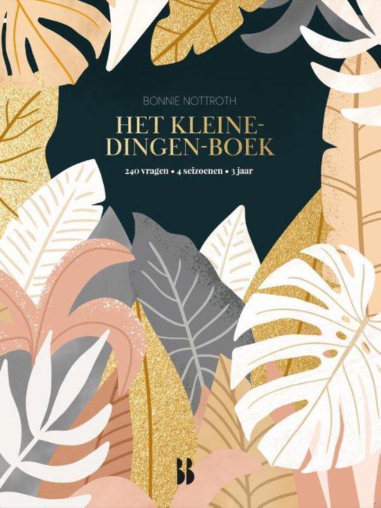 Boek cover Het kleine-dingen-boek van Bonnie Nottroth (Hardcover)