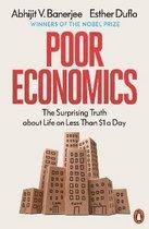 Boek cover Poor Economics van Abhijit V. Banerjee