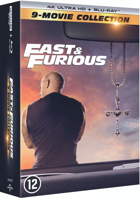 Fast & Furious 1 - 9 (4K Ultra HD Blu-ray)