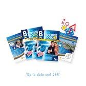 AutoTheorieboek Rijbewijs B 2021 - AutoTheorie Boek met Samenvatting, CBR Informatie en Verkeersborden