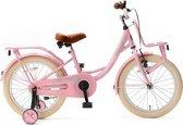 Nogan Puck - Kinderfiets - Meisjesfiets - 18 inch - Roze