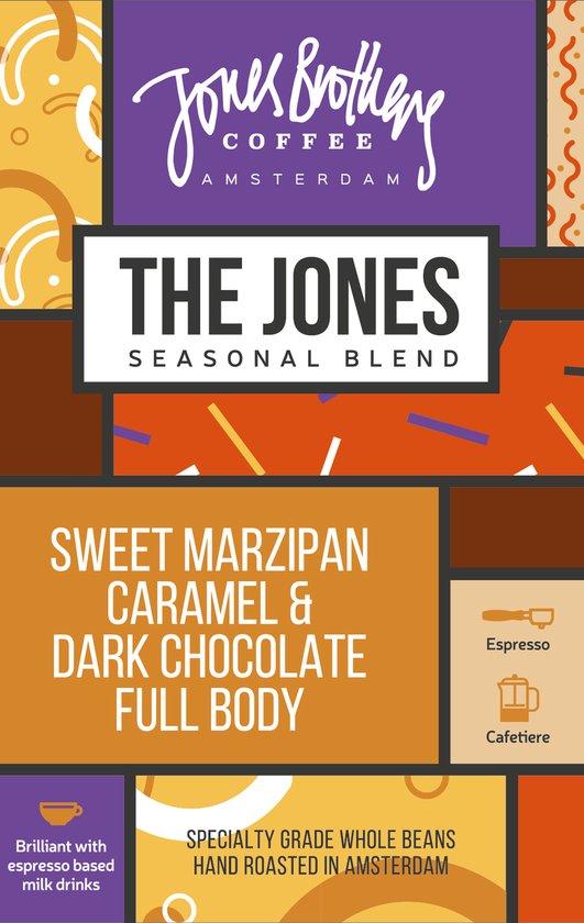 Jones Brothers Coffee Specialty Koffiebonen Proefpakket – 4 x 250 gram