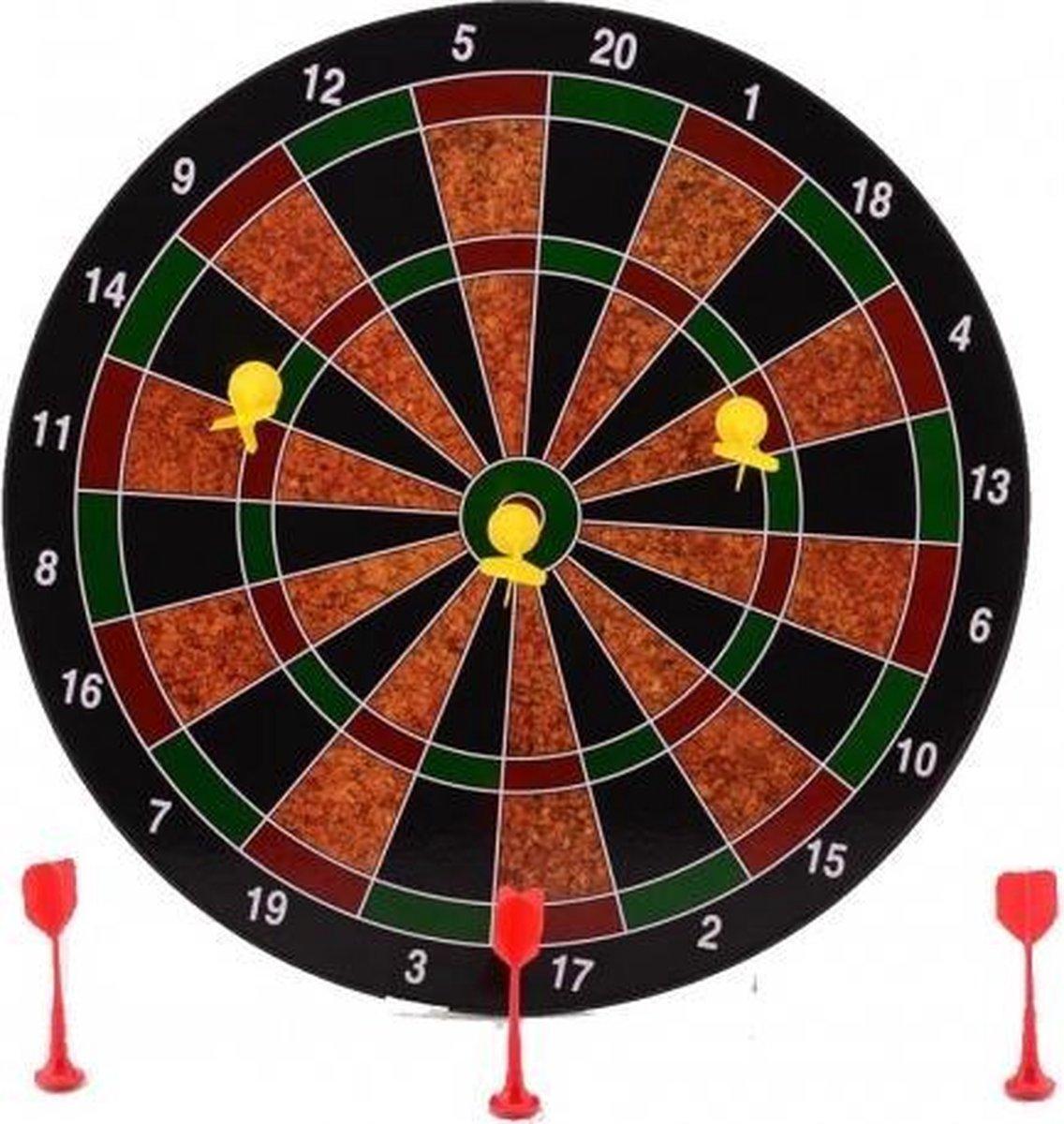 magnetisch dartbord Sports Active 35 cm 7-delig