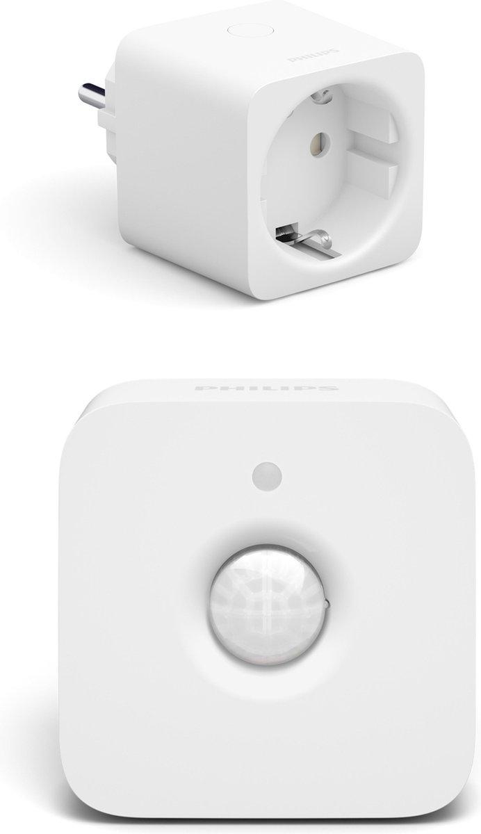 Philips Hue Combipack - smart plug NL & bewegingssensor binnen