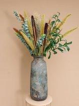 """Roselin Deco - kunstboeket """"Combi"""" - prachtige kunstbloemen"""