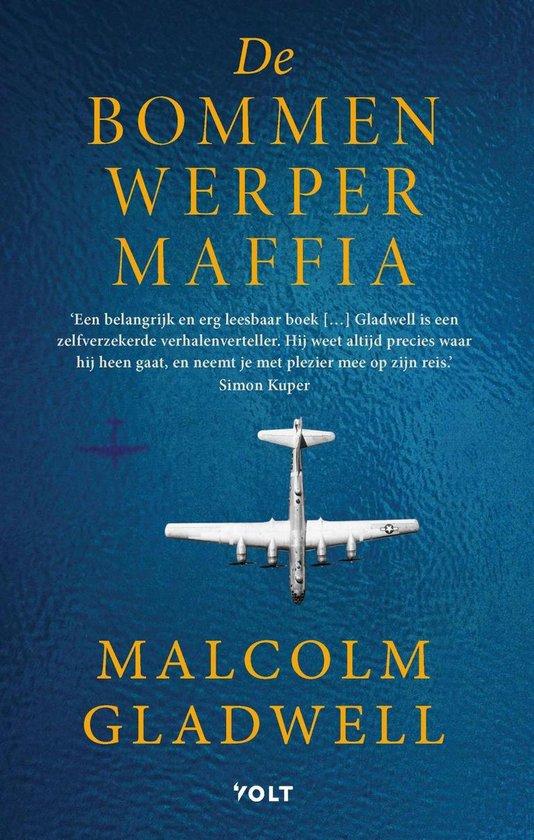 Boek cover De Bommenwerpermaffia van Malcolm Gladwell (Onbekend)