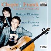 Benedict Kloeckner/Anna Fedorova - Franck/Chopin: Cello Sonatas
