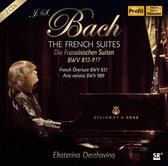 J.S. Bach: The French Suites Bwv 812 - 817/French