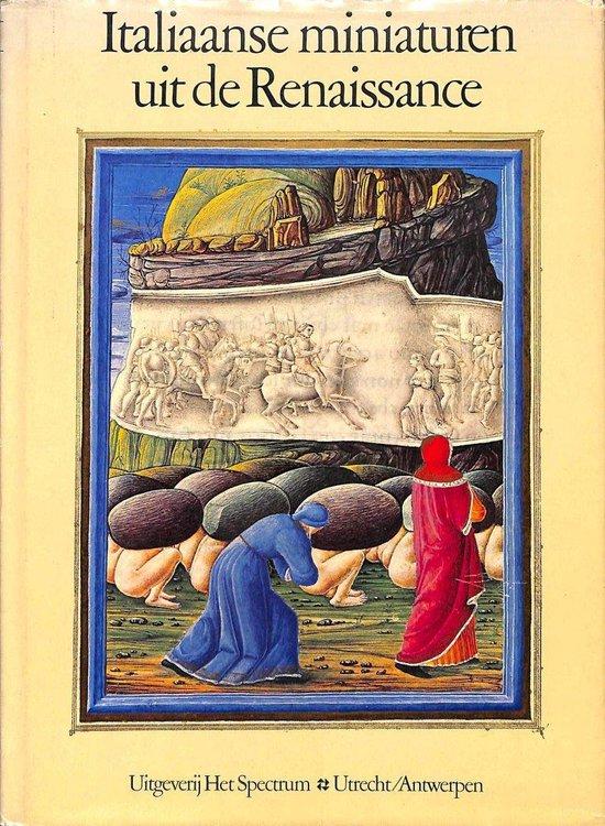 Italiaanse miniaturen uit de renaissance - J.J.G. Alexander | Fthsonline.com