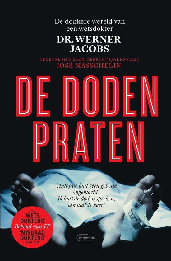 De doden praten - Werner Jacobs |