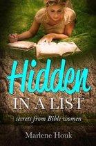 Hidden in a List