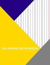 Skip Handwriting Workbook