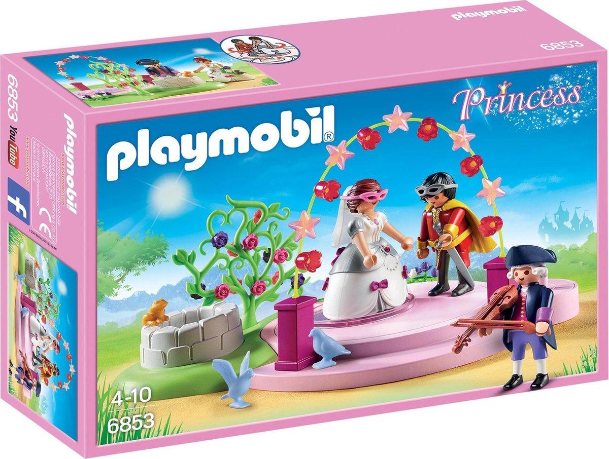 Playmobil Princess: Gemaskerd Koninklijk Paar (6853)