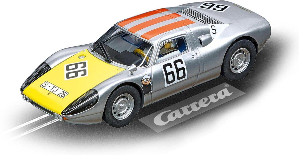 """Carrera DIG132 Porsche 904 Carrera GTS """"No.66"""" - Racebaanauto"""
