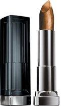 Maybelline Color Sensational Metallic Lipstick - 10 Pure Gold